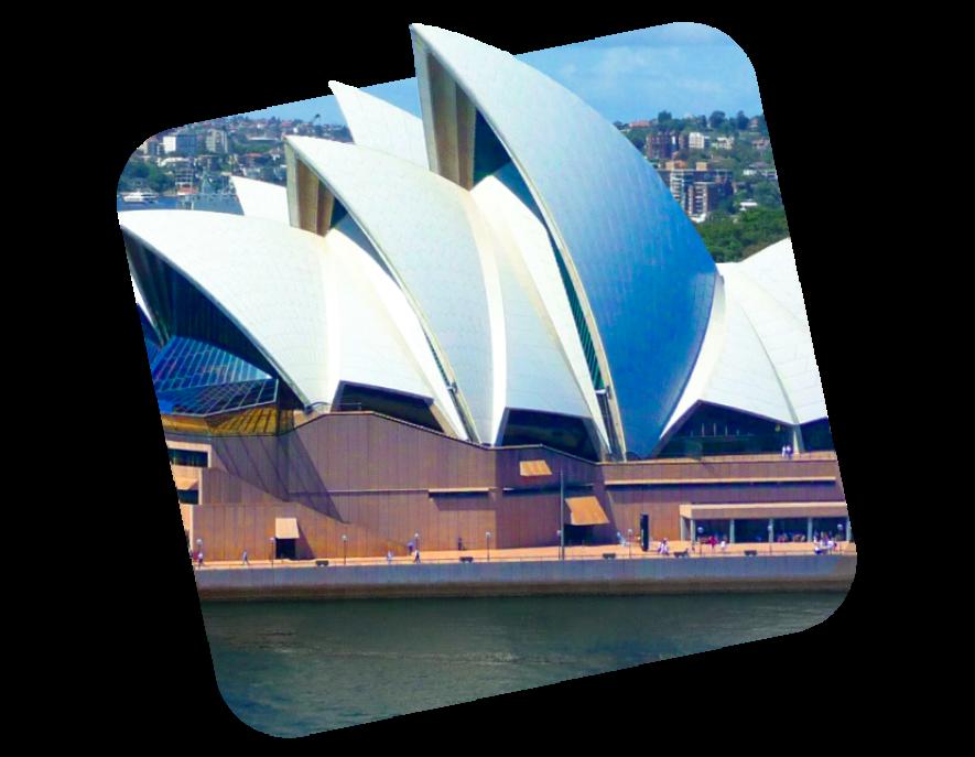 Australie Sydney Opera carre 2