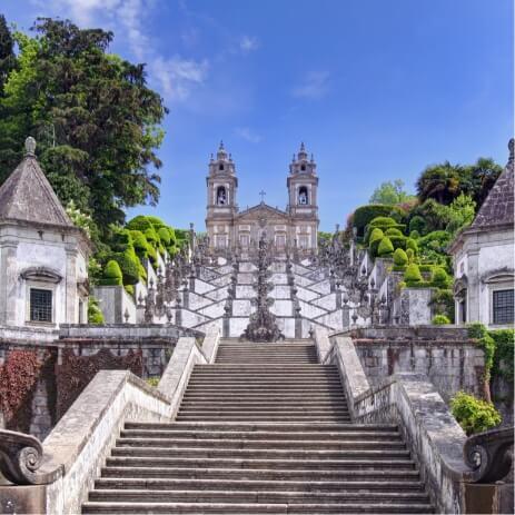 BomJesus Braga Portugal