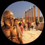 Jerash festival jordanie