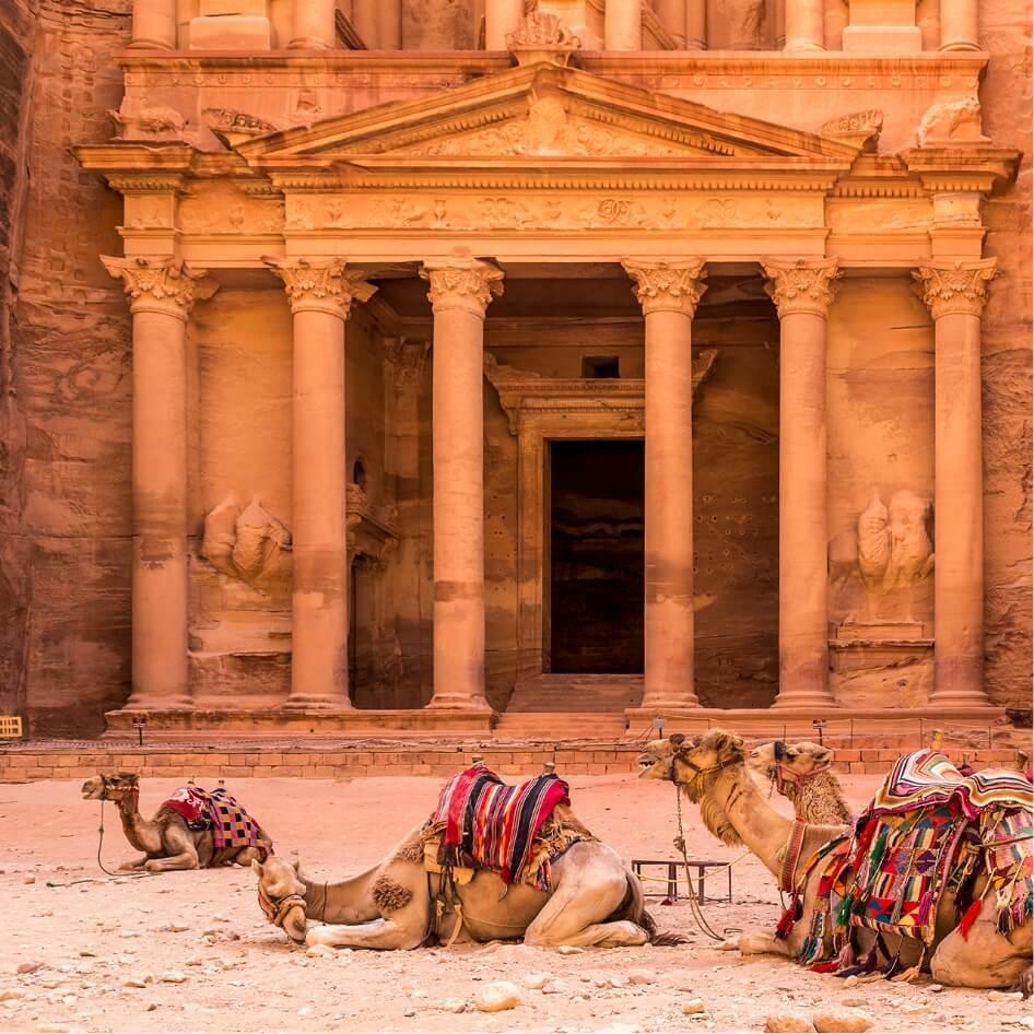 petra jordanie 1