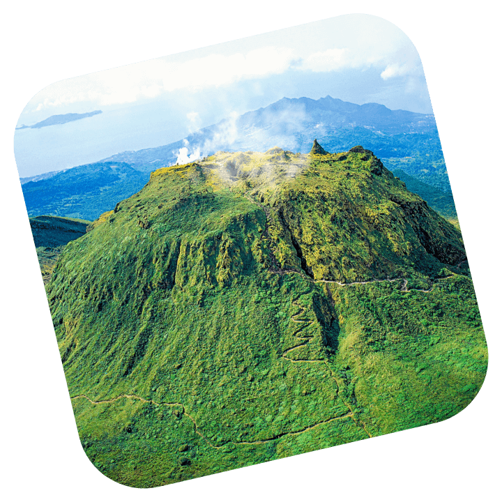 volcan Guadeloupe