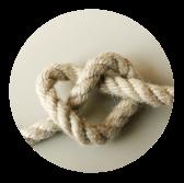 Bracelet nœud marin
