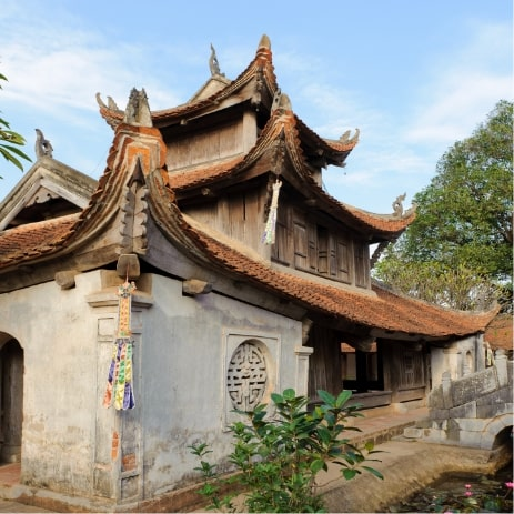 Maison, Hanoi