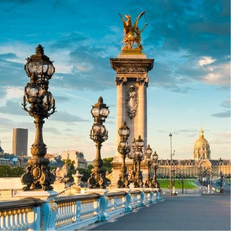 Pont AlexandreIII, Paris