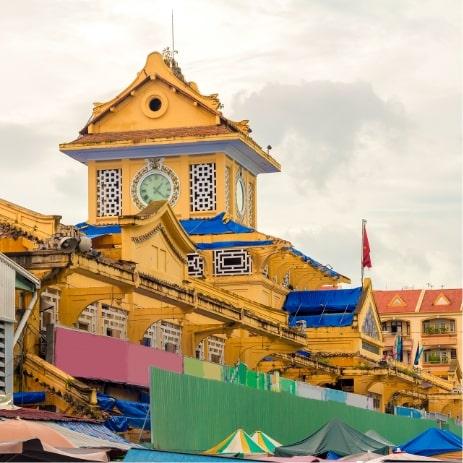 Quartier Chinois, Ho Chi Minh, Vietnam