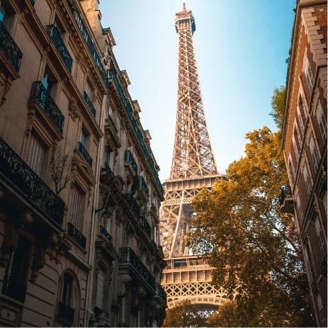Rue Tour Eiffel